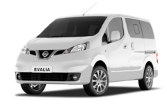 Nissan Evalia, 7θέσιο ή παρόμοιο